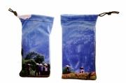 art textile mode paysages campagne vietnamienn ninh binh : Etui pour mobile