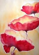 dessin fleurs fleurs couleur aquarelle eau : fleurs 2