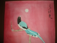 Oiseau Asiatique