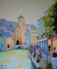 Le Thiou (Annecy)