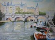 tableau : le pont neuf