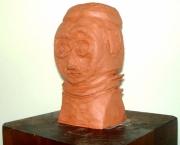 sculpture personnages : Le nabeulien