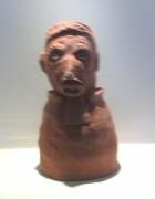 sculpture personnages : L'avocat