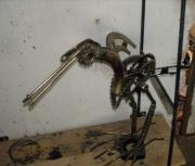 sculpture animaux : Sculpture fer