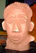 sculpture personnages : Carthage 2012