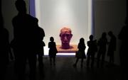 sculpture personnages : Le touareg
