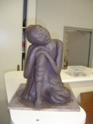 sculpture : Boudha