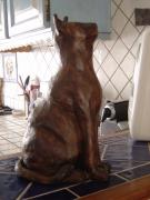 sculpture animaux : Chaman