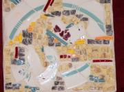 artisanat dart : Mémoire d'assiette