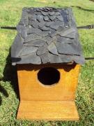 artisanat dart : Cabane des oiseaux