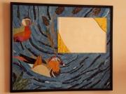artisanat dart : Miroir des canards
