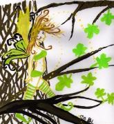 dessin personnages : Etoile des arbres