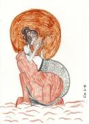 dessin personnages : Sirène
