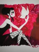dessin personnages : Boudoir Rouge