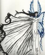 dessin personnages vent : Le vent