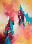 tableau abstrait : Couleur