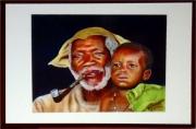 tableau : Grand père