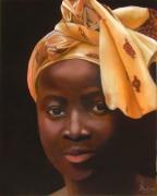 tableau : Portrait de Peule