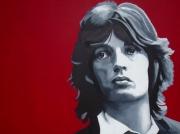 tableau : Mick Jagger