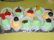 tableau autres plexis bonbons cake petits fours : ptits fours