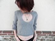 art textile mode top femme fait main createur de mode jeune createur : Top vitalité fait main