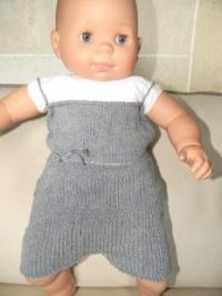Robe bébé 6mois