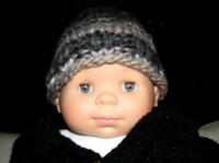 Bonnet bébé 6-9mois