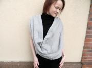 art textile mode top femme fait main createur original top unique : Top col bénitier