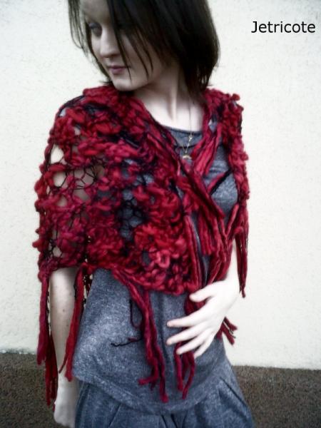 ART TEXTILE, MODE chale accessoire echarpe mode femme  - chale élégant taille unique