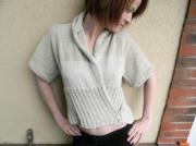 art textile mode gilet femme gilet fait main createur de mode original : Gilet bohéme fait main