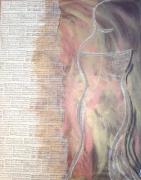 tableau personnages tableau femme silhouette : Silhouette