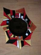 artisanat dart deco objet carton ethnik miroir artisanale : Miroir déco