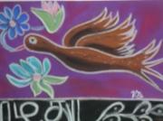 tableau : L'oiseau