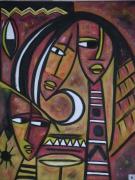 tableau : Totem