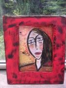 tableau : Auto-portrait