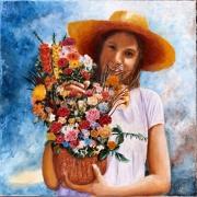 tableau fleurs fleurs bouquet fleuriste : C'est pour vous !