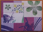 tableau animaux papillon fleur arbre nature : Tree and Butterfly
