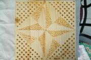 bois marqueterie coffret boite bois sculpte : Le sens de l'orientation