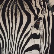 tableau animaux : the zèbre