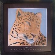 tableau animaux : la panthère n° 2