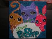 tableau personnages petshop pet shop enfant personnage : PET SHOP
