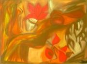 tableau personnages art figuratif tableau femmes toile abstrait personnages : LIBERTE