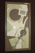 tableau abstrait abstrait papier peint tableau aluminium : TABLEAU ABSTRAIT