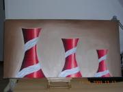 tableau : 3 Vases