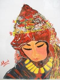 Femme de Ait Hdidou