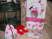 art textile mode autres : Kit naissance