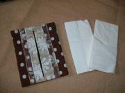 art textile mode : Porte mouchoirs