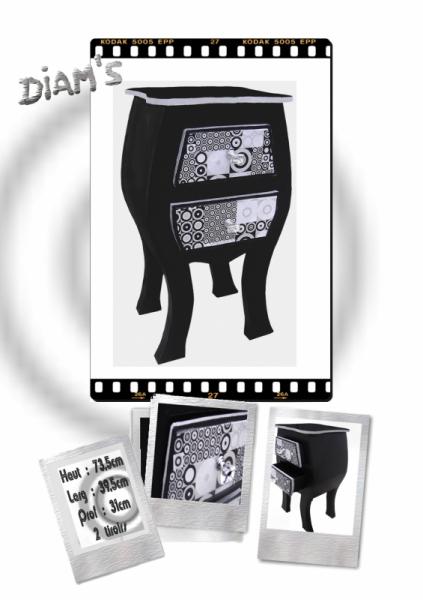 ARTISANAT D'ART  - Diam's