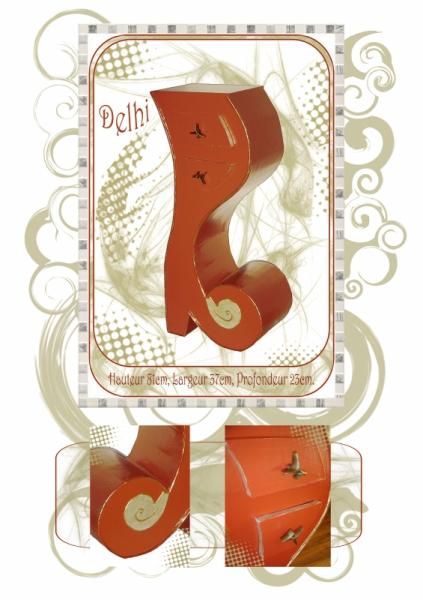 ARTISANAT D'ART  - Delhi