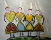 tableau : les bretonnes version 1